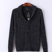 毛衣男士秋季款男装韩版毛衣开衫针织衫修身时尚百搭跨境专供