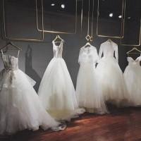 """""""无人婚纱照""""正在美国流行 与在服装界特殊意义有关"""