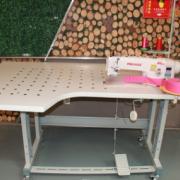 改装包边缝纫机 啪啪垫爬爬垫包边机瑜伽垫包边机 汇宝牌