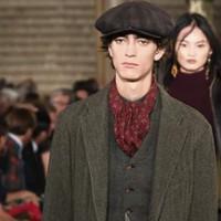 Ralph Lauren纽约时装秀:美式时尚的解读