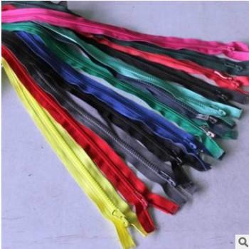外贸库存按斤称拉链树脂尼龙芽拉链批发风衣服装辅料