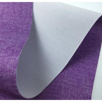 厂家新品 300D阳离子仿麻布 复合防水布 妈咪包背包面料