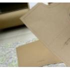 服装纸样连衣裙裁剪面料裁剪视频制作讲解教程★时竞纸样原创★ (3播放)