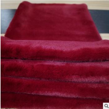 大昌毛绒纺织 专业生产貂绒 服装面料厂家直销价格优惠