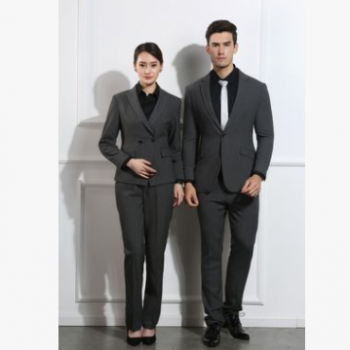 西服套装 白领四季可穿男女职业套装西装工作服 LY-668