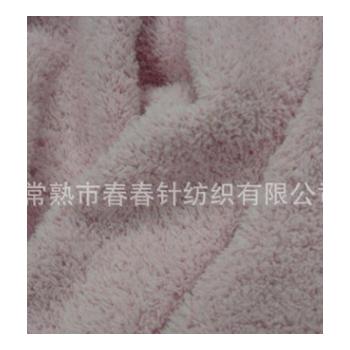 厂家直销半边绒 色织半边绒 软绵绵 加厚保暖 手感舒适