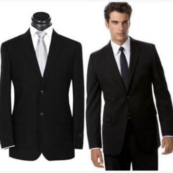 供应男式高档西服 全棉男士西服 修身男士西服 专业定做西服