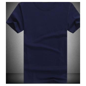 男士短袖T恤圆领衣服修身夏装半袖潮流半袖打底衫2017夏季新款