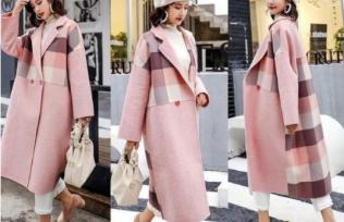 冬天选大衣,选这5种颜色,有时尚感!