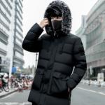 7588厂家直销冬季新款男式连帽棉衣学生短裤棉衣外套上衣外穿棉服