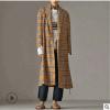 2018秋冬新品手缝双面羊绒大衣宋茜明星同款毛呢外套羊毛羊绒大衣