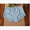 S328长期款 莫代尔棉蕾丝女士大版大码高腰无痕内裤多色多码女式