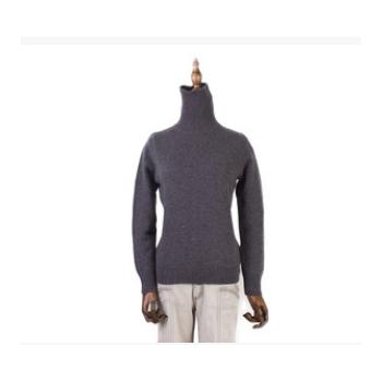 跨境货源 高领加厚羊绒衫女毛衣 纯羊绒女式羊绒小款源头工厂直发