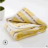 婴儿六层棉纱布宝宝盖毯 婴儿浴巾 洗澡浴巾 盖毯