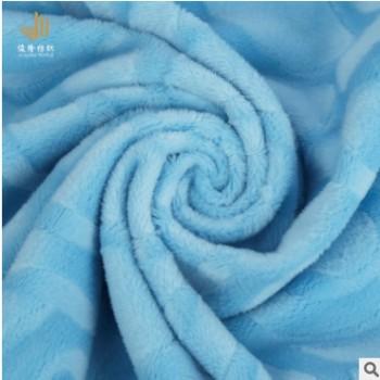 现货定制短毛绒超柔毛绒服装布料多种规格可选