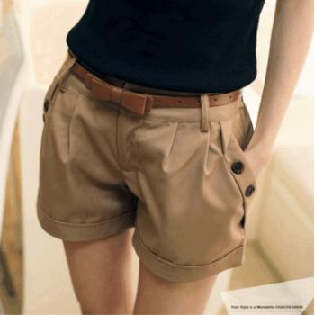 外贸批发爆款夏季 大码宽松胖MM显瘦短裤韩版热裤休闲短裤大小码