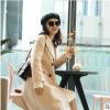 2018女士羊绒大衣 双面羊绒大衣 韩国羊绒大衣 羊毛大衣