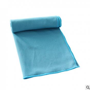 厂家直销 冰凉一夏 超细纤维定制凉感毛巾新型冰凉巾
