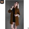 【琦捌玖高订】HY15-KH-W016纯手工双面羊毛大衣