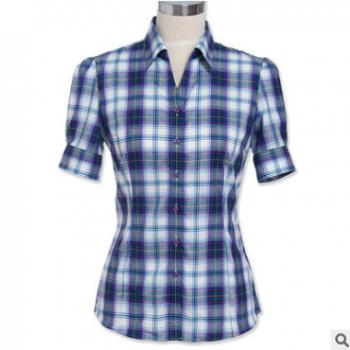 条纹衬衫面料厂家批发 加工 定制 男士 女士衬衫面料