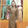条纹单色西藏服 少数民族藏族演出服装 新款婚庆日常穿搭藏服批发