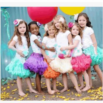 2014爆款欧美儿童公主裙 女童蓬蓬裙 中小童半身裙 网纱公主童裙