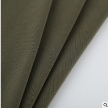 现货3/1斜纹21S天丝面料潮流时装休闲衬衫外套舒适梭织裤子布料