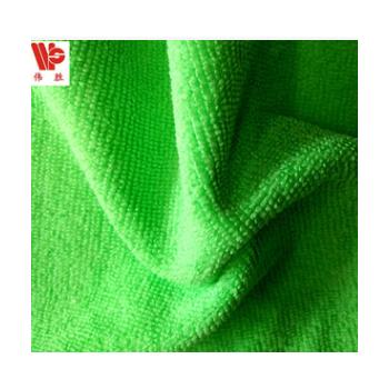 超细纤维毛巾布、强吸水毛巾布、涤锦双面清洁毛巾布