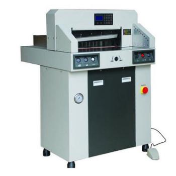 前锋670HP液压程控切纸机/液压切纸机/程控切纸机paper cutter