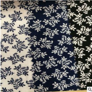 厂家批发帆布沙发套布料/纯棉印花/窗帘DIY手工桌布面料/量大从优