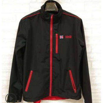 订做可口可乐男式工作服夹克防风防水员工广告工衣外套
