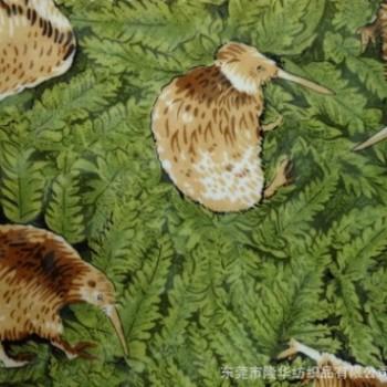 厂家加工定做印花布 防水印花布 贴合印花布 高档印花布