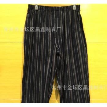现货供应 梭织中裤 杨柳绉面料 颜色多种 款式新颖