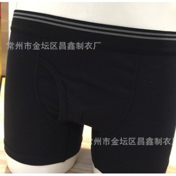 供应男士针织短裤 舒适面料 欢迎选购 品质保证 款式新颖