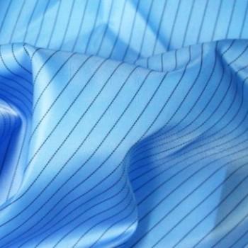 防静电布料 碳纤维导电面料医疗工装面料