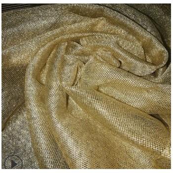 厂家现货供应亮光 全涤金丝菱形网眼布箱包手袋服装网布面料