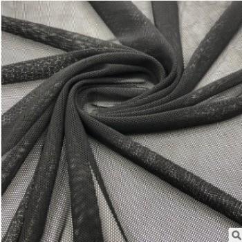 福建厂家直销40D涤氨网眼布 弹力内衣网布90克氨纶面料现货批发