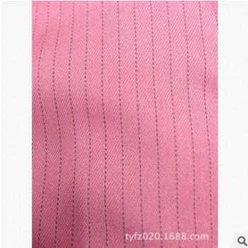 越南防静电布料工作服专用防静电面料防静电色织格子布