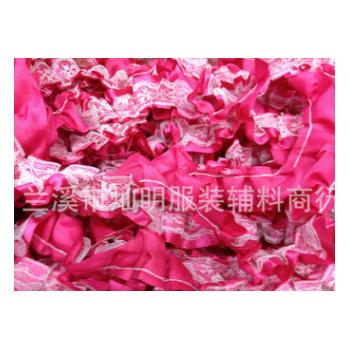 生产加工各种打折花边 缎带花边 纱带花边 款式新颖价格低