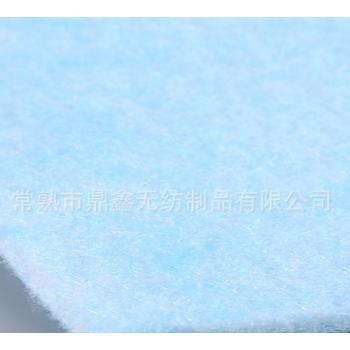 大量供应 涤纶吸湿和吸水性无纺布 蓝色吸湿和吸水性无纺布