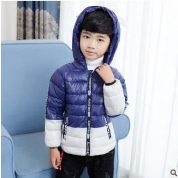 儿童新款羽绒服2018儿童轻薄款羽绒服中小童宝宝羽绒服轻薄款外套