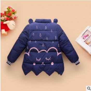 反季儿童羽绒棉服内胆女童宝宝羽绒棉服内胆冬天加厚保暖童装外套