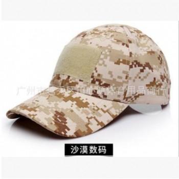 户外登山野营战术棒球帽