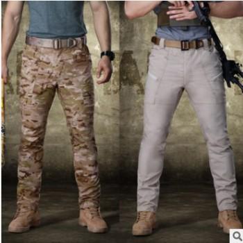 酋长魔蝎MC全地形普及版战术裤 户外工装修身速干冲锋裤军迷裤子