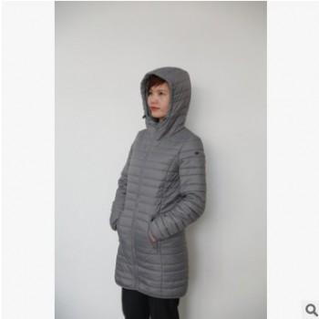 羽绒服代加工棉服生产厂家 山东中长款轻薄羽绒服加工厂