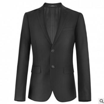 男士西装西服套装四季男女同款职业装商务修身厂家私人定制工作服