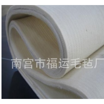 本厂生产特厚机制仿羊毛毡缓冲隔音密封隔热毛毡及毛毡条毛毡块