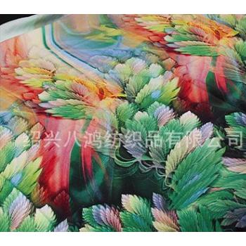 厂家订做宽幅数码印花面料围巾丝巾头巾床单窗帘及数码印花加工