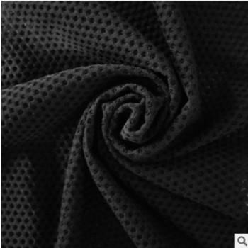 【中闽纺织】涤纶锦纶蜂窝网 环保透气有弹性现货直销 可定制