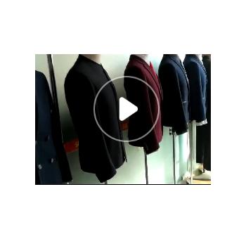 新款男士西装韩版西服套装 修身时尚 新郎 上班族面试白领